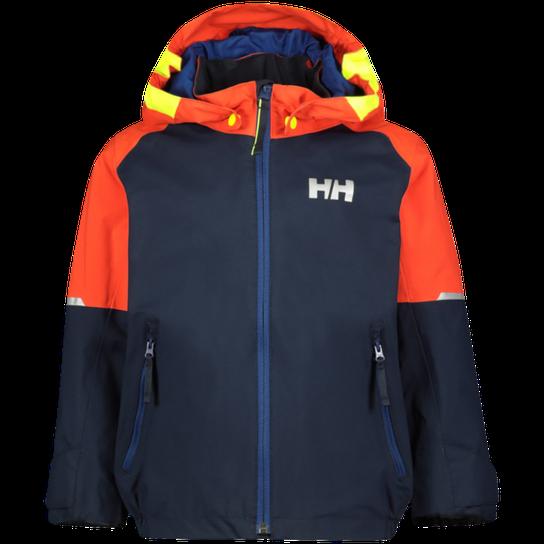 Helly Hansen Shelter Jacket, skalljakke barn Blå Jakker barn | XXL