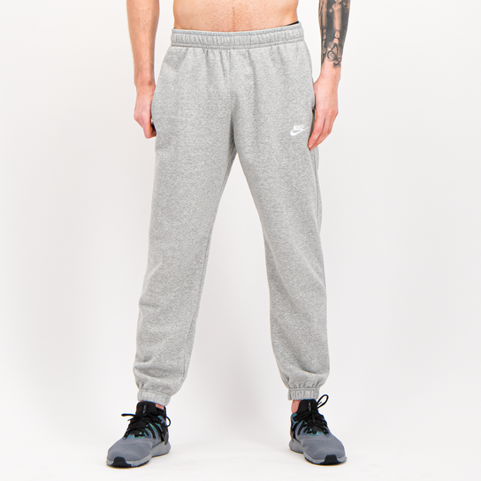 Nike Club Fleece Pant, joggebukse herre Grå