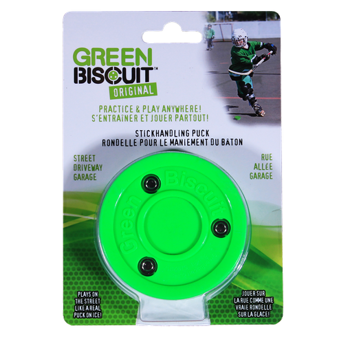 Green Biscuit Original, teknikkpuck