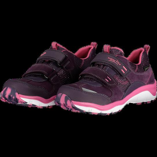 Superfit Purple Sport5 Joggesko Gore tex Barn Sko Sneakers
