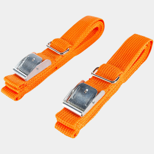 Pack straps metal buckle