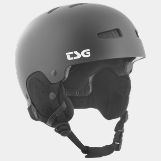 Alpine Helmet TSG Gravity Black 18/19, alpinhjelm