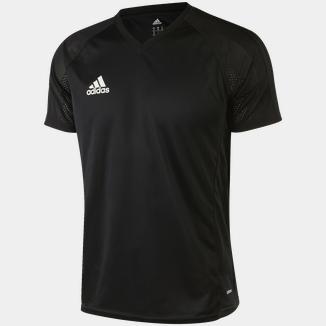 adidas Tiro 17, treningstrøye junior Svart T skjorter   XXL