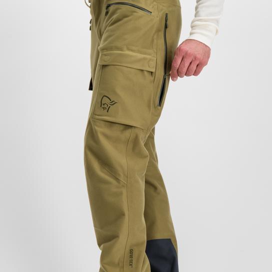 Norrøna kvinnherad Gore Tex jaktbukse for herre Norrøna®