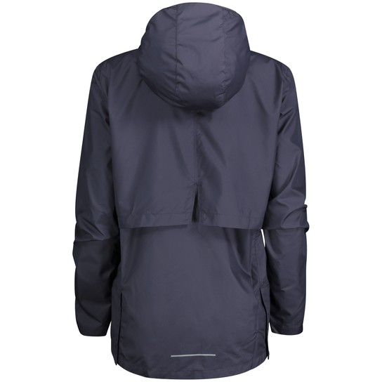 Essential Hooded Running Jacket, løpejakke dame