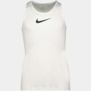 Nike Pro Top, t skjorte dame Hvit Trening t skjorte | XXL