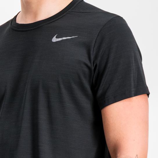 Nike Superset Top Short Sleeve, t skjorte herre Svart