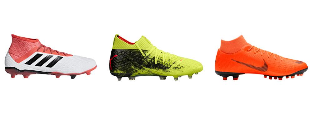 d1131eb0 XXL har et stort utvalg forballsko med FG/AG-knotter fra kjente merker som  Adidas, Puma og Nike